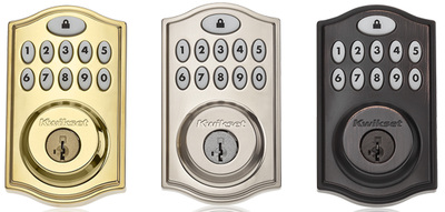 Kwikset 10 Button Deadbolt Door Locks 007 Systems