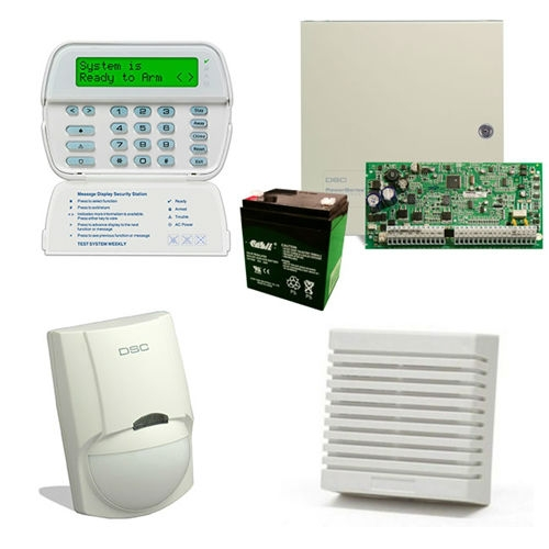 Dsc Power Series Alarm Kit 1832 Wireless