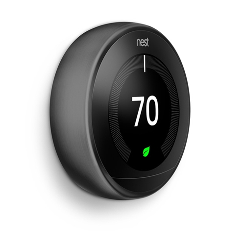 Nest Learning Thermostat 3rd Generation 4 Colors