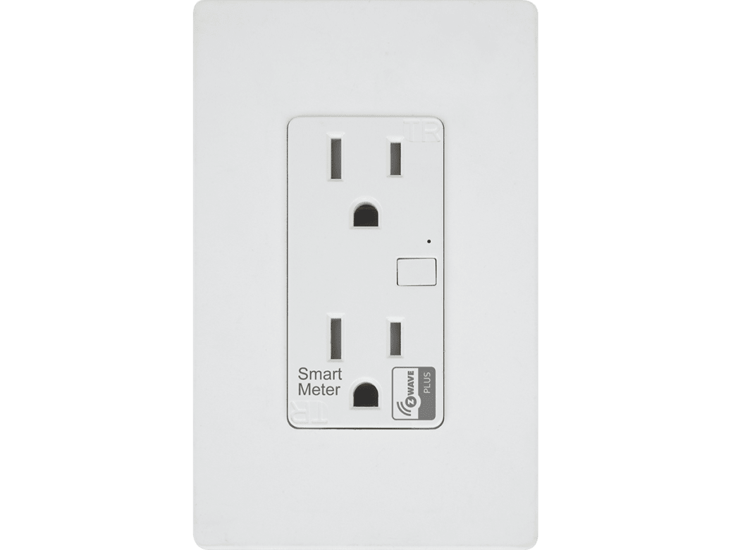Enerwave Installable Z-Wave Smart Receptacle - 007 Systems